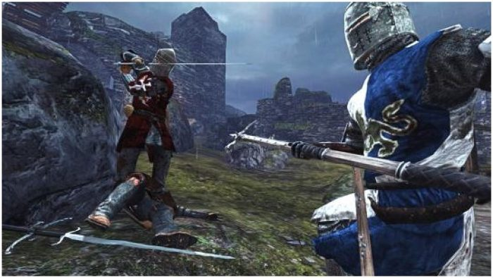 Game Kerajaan Offline PC Chivalry : Medieval Warfare