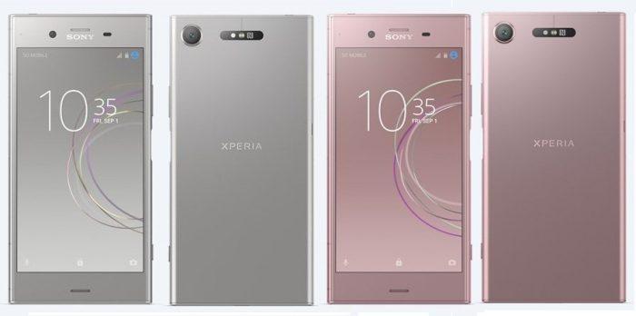 Harga Sony Xperia XZ1 Lengkap dengan Spesifikasi Terbaru 2017