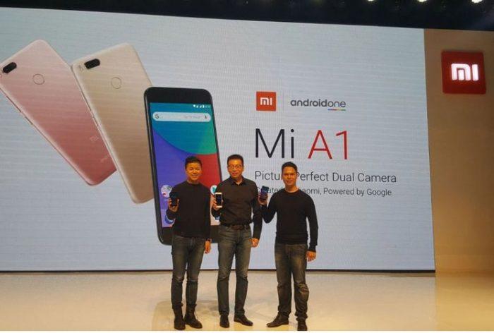 Xiaomi Mi A1 Resmi Dijual di Indonesia ini Harga dan Spesifikasinya