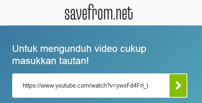 cara mendownload video youtube di hp samsung