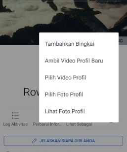 Cara Membuat Foto Profil Dan Gambar Sampul Di Facebook Bisa Bergerak