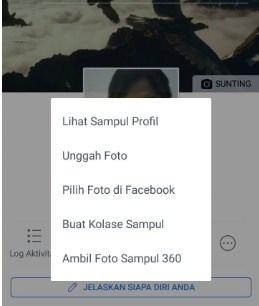 Fitur Keren Facebook Terbaru Foto Profil Bergerak