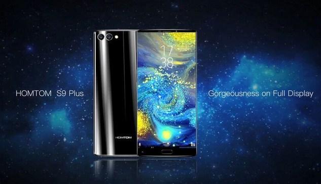 Homtom S9 Plus, Phablet Bezel Tipis Spesifikasi Gahar Harga 2 Jutaan