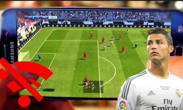 Game Sepak Bola Offline Terbaik di Android Gratis dan Seru