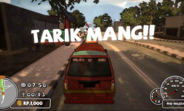 Download Angkot The Game Offline Full Version Gratis di PC