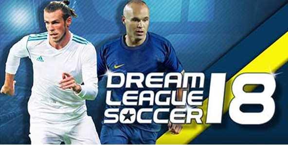 Game Sepak Bola Offline Dream League Soccer 2018