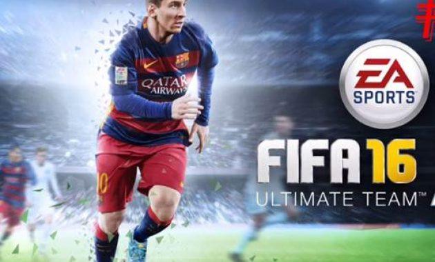 Game Sepak Bola Offline Game FIFA 16/17 Ultimate Team