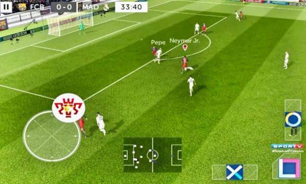 Game Sepak Bola Offline Game FTS MOD (2017)