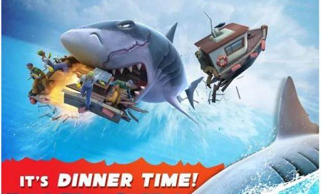 game ikan hiu untuk pc game ikan hiu android hungry shark world