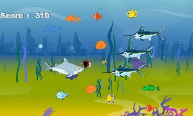 Game ikan hiu download game ikan makan ikan