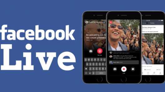 Fitur Keren Facebook Terbaru Sharing Live Video