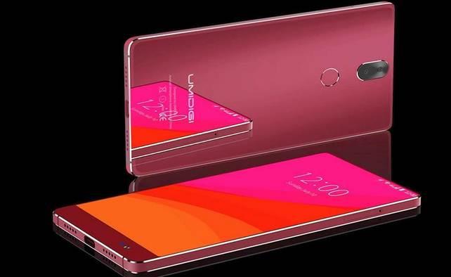 Hp Android RAM 3GB Harga Murah 1 Jutaan UMIDIGI Crystal