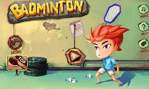 Game Bulutangkis Download Game Badminton Apk Game Badminton Ps2