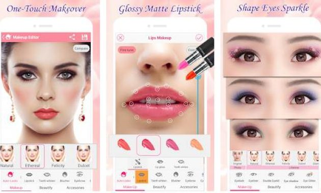 Aplikasi Make Up Korea Aplikasi Make Up Wajah Di Android Aplikasi Make Up Sehari Hari