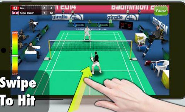 Game Bulutangkis Game Badminton Android Game Badminton 3d
