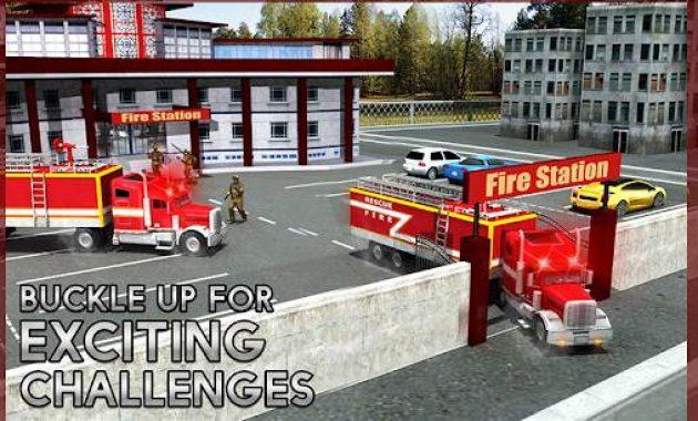 Game Pemadam Kebakaran Ipad Games Operasi Pemadam Kebakaran