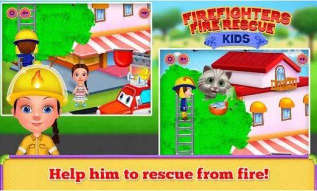 Game Pemadam Kebakaran Hutan