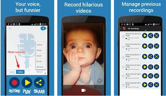 Aplikasi Pengubah Suara Menjadi Bagus Aplikasi Pengubah Suara Wanita
