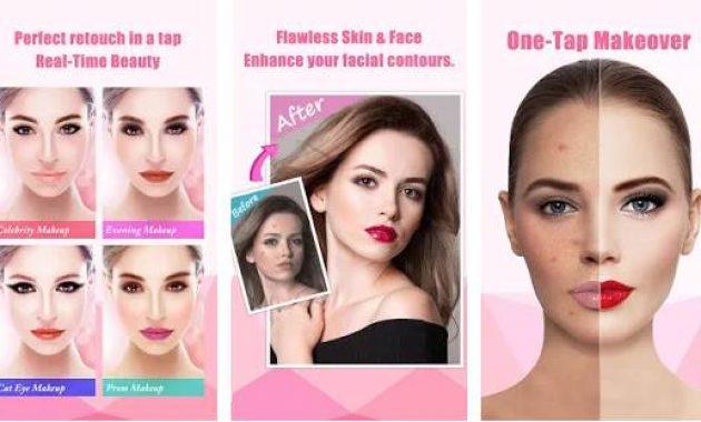Aplikasi Make Up Edit Foto