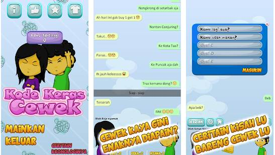 Game Pacaran Bahasa Indonesia Game Simulasi Kencan Android Bahasa Indonesia Game Pacaran Offline