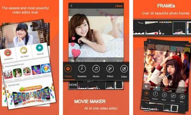 Aplikasi Edit Efek Video aplikasi efek video aplikasi edit video android untuk instagram