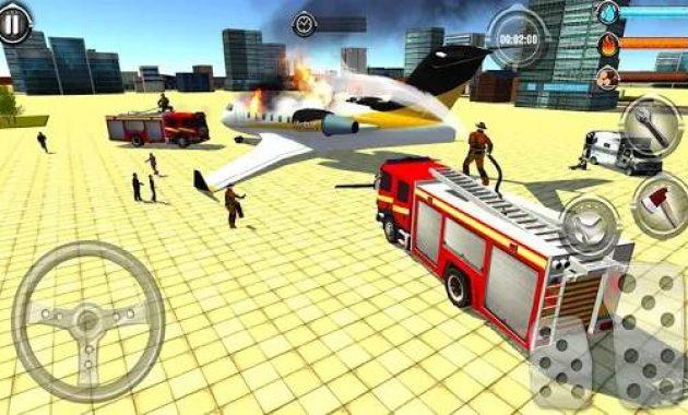 Game Pemadam Kebakaran Amerika Game Pemadam Kebakaran