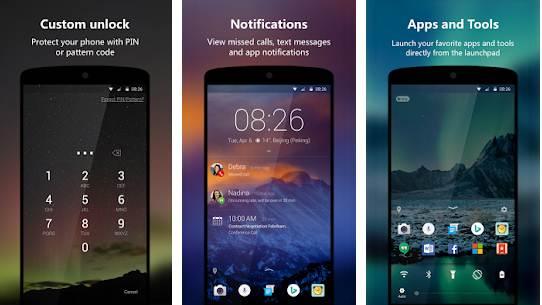 Aplikasi Pengunci Layar Aplikasi Kunci Layar Android Dengan Sensor Aplikasi Kunci Layar Android Dengan Sidik Jari