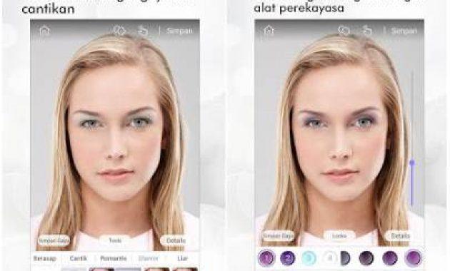 Aplikasi Make Up Wajah Untuk Pc Aplikasi Make Up Sehari Hari