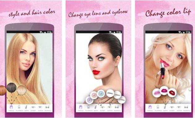 Aplikasi Make Up Photo Editor Make Up Download