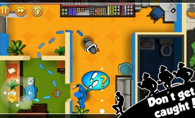 Permainan Robbery Bob Download Game Maling Game Maling Rumah