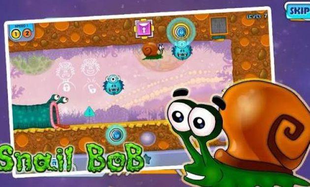 Game Siput Bob Si Siput 4