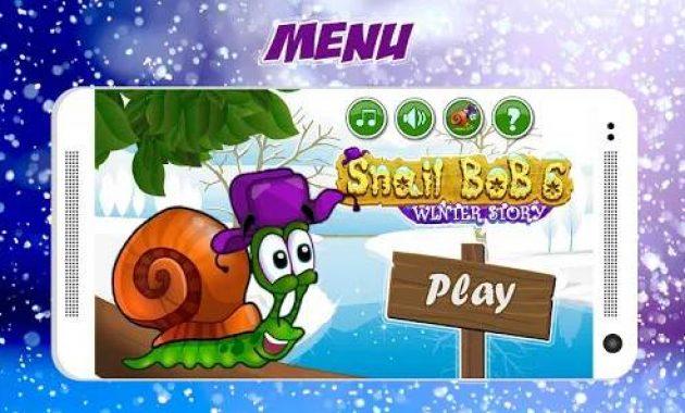 Game Siput Game Siput 6 Game Bob Si Siput 6