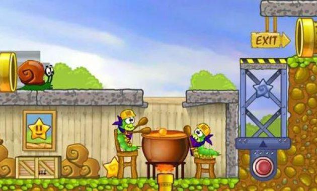 Game Siput Bob Si Siput Apk