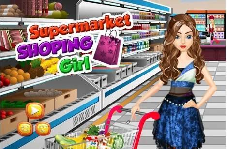 Permainan Berbelanja Di Pasar Permainan Berbelanja Di Mall Permainan Supermarket Baju