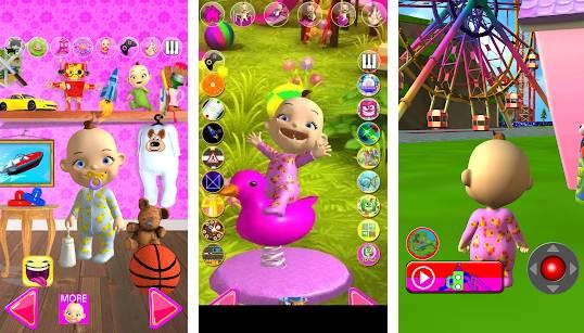 Game Perawatan Bayi game bayi baru lahir game merawat bayi di rumah sakit