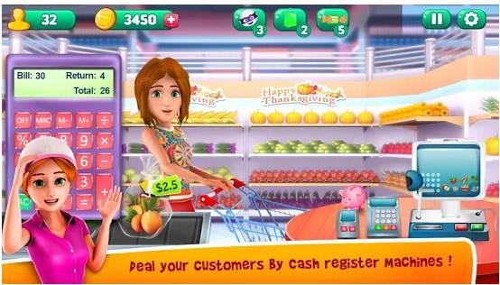 Download Game Minimarket Game Pelayan Minimarket Games Bekerja Di Mall