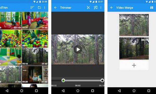 Aplikasi Edit Efek Video Android Aplikasi Edit Efek Video Ledakan