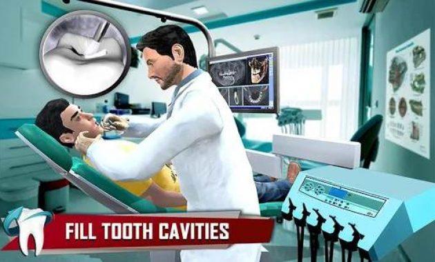 game bedah mulut