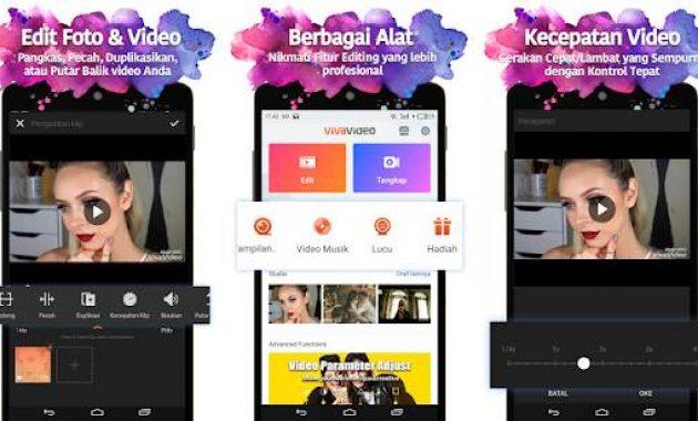 Aplikasi Edit Efek Video aplikasi edit video android offline