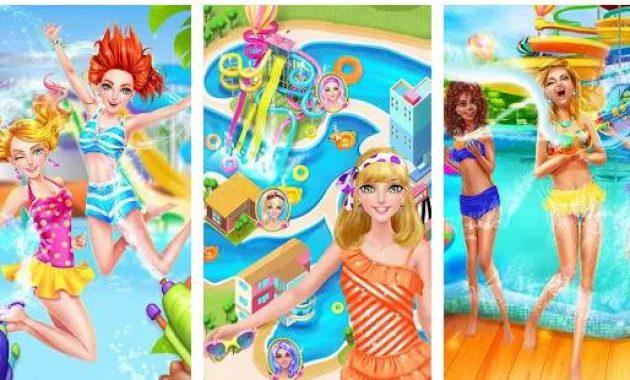 Game berenang Barbie Games Berenang Di Hotel Permainan Perempuan