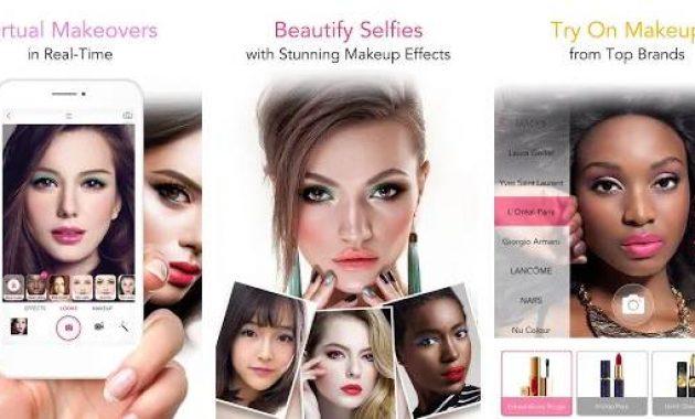 Aplikasi Youcam Make Up Download Youcam Makeup Apk