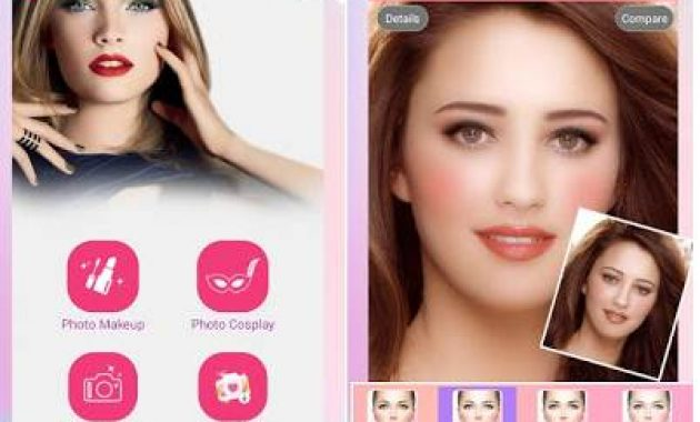 Aplikasi Make Up Artist Aplikasi Youcam Make Up