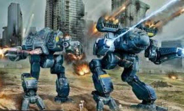 8 Game Perang Robot Terbaik dan Paling Seru di Android