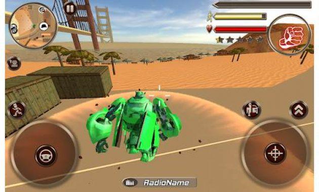 Game Perang Robot Pc Game Perang Robot Ps1