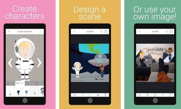 Aplikasi Membuat Komik Di Android