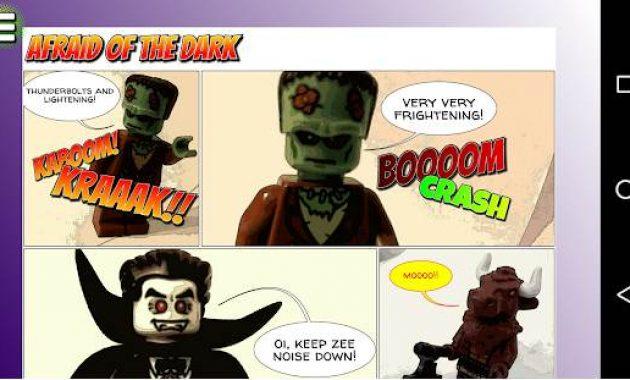 Aplikasi Membuat Komik Download Aplikasi Comic Creator