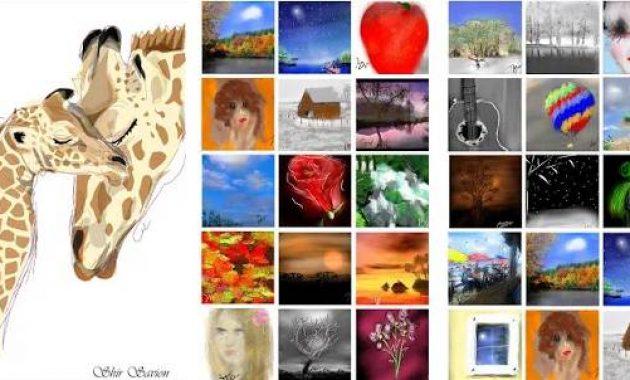 Aplikasi Doodle Art Muslimah Aplikasi Doodle Art Online