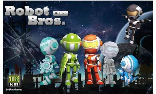 Game Perang Robot Permainan Robot Mobil