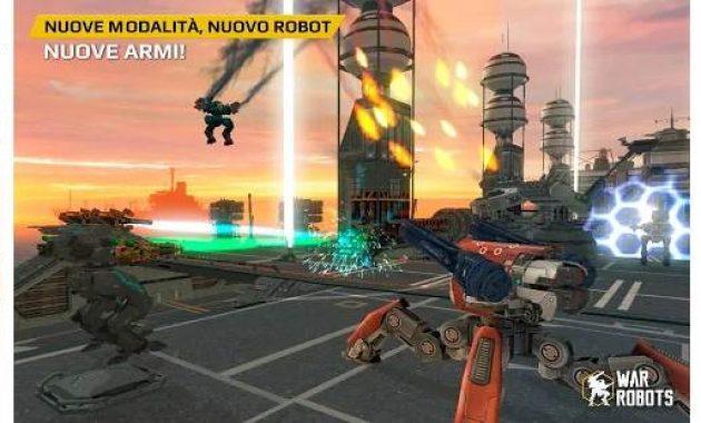 Game Perang Robot Permainan Robot Transformer