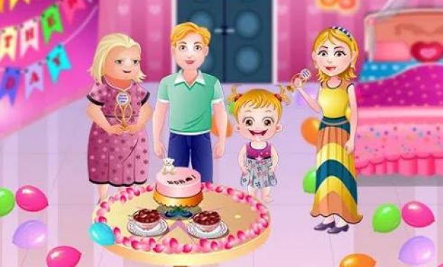 Game Kue Ulang Tahun Barbie Permainan Memasak Kue Ulang Tahun Sara